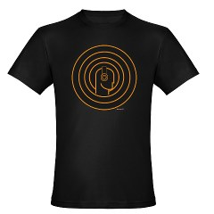 Head Spin DJ T-Shirt