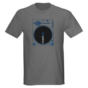 Stanton STR8-150 Turntable DJ T-Shirt