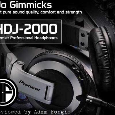 REVIEW: Pioneer HDJ 2000