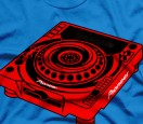 Pioneer CDJ 1000 T-Shirt & Clothing