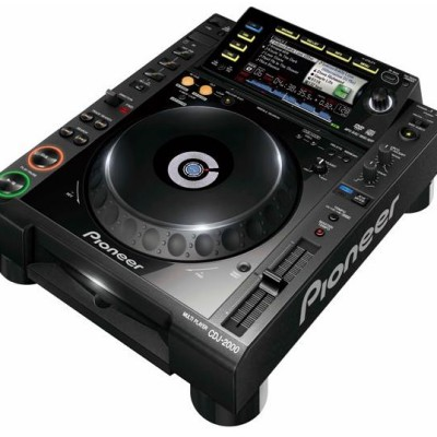 Grab your Pioneer CDJ 2000 update now!