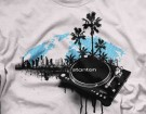Stanton Turntable Miami DJ T-Shirt