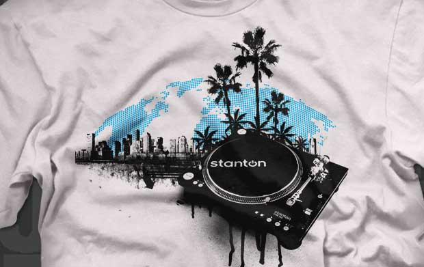 Stanton Miami Dj T-Shirt &#8211; Best Seller