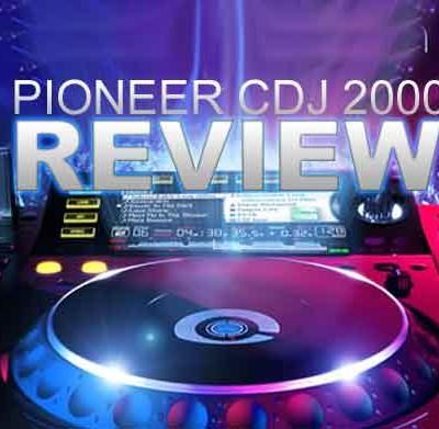 Pioneer CDJ 2000 Review