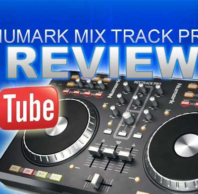Numark Mix Track Pro Review