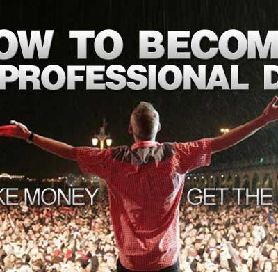 How To Become A Professional DJ