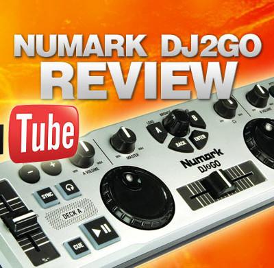 Numark DJ2Go Review