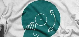 How To Scratch DJ T-Shirt