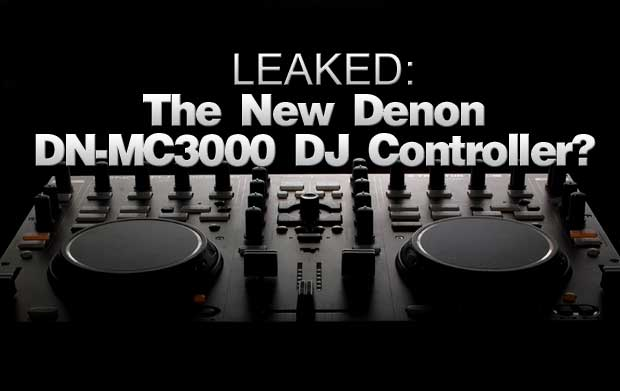 Leaked: New Denon DN-MC3000 DJ Controller?