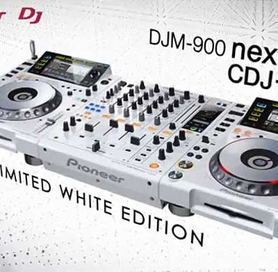 Pioneer CDJ-2000 & DJM-900nexus Limited Edition Announced