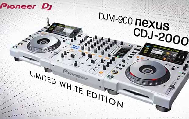 Pioneer CDJ-2000 &amp; DJM-900nexus Limited Edition Announced
