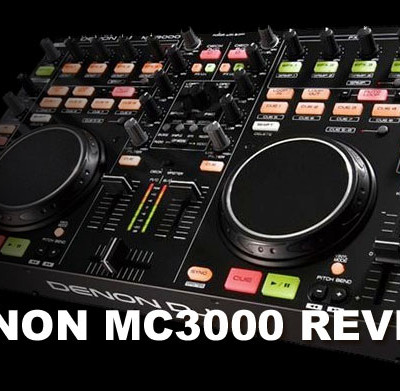 Denon MC3000 Controller Review