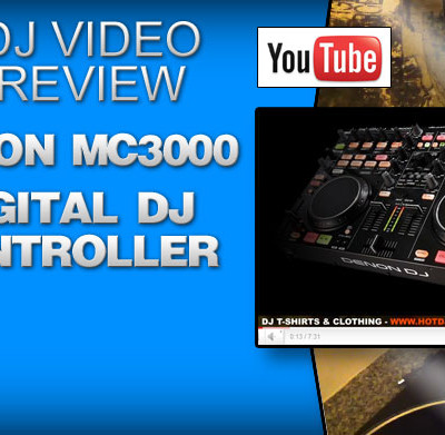 Denon MC3000 Video Review