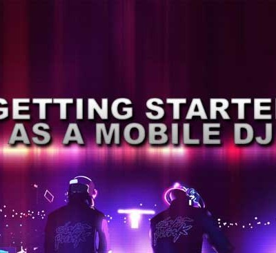 Getting Started as a Mobile DJ