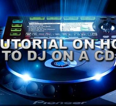 Tutorial on How to DJ on a CDJ