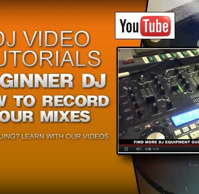 How To Record Your Mixes Video Tutorial