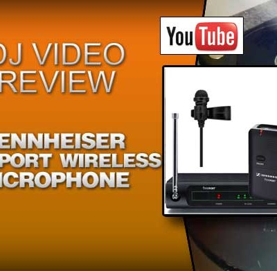 Sennheiser Freeport Wireless Microphone Video Review