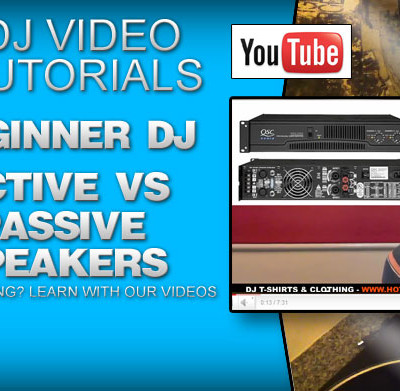 Active Vs Passive Speakers DJ Guide