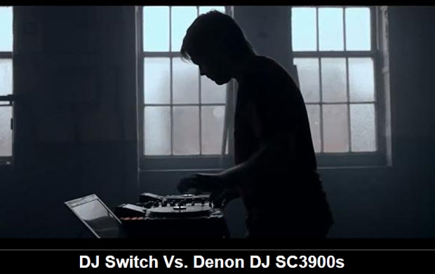 DJ Switch Vs Denon DJ SC3900s