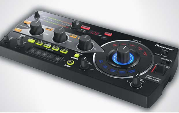 Pioneer RMX 1000 Remix Station Announced