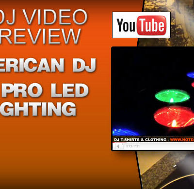 American DJ 24 Pro LED Lighting Review