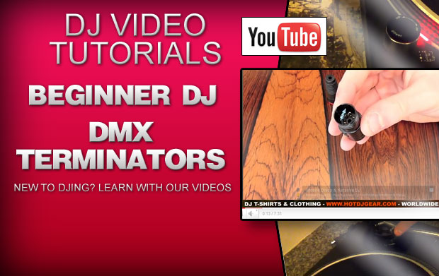 DJ Guide to DMX Terminators
