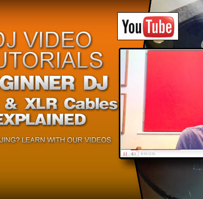 DMX and XLR Cables Explained DJ Tutorial