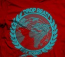 drop-beats-not-bombs-music-radar-shirt