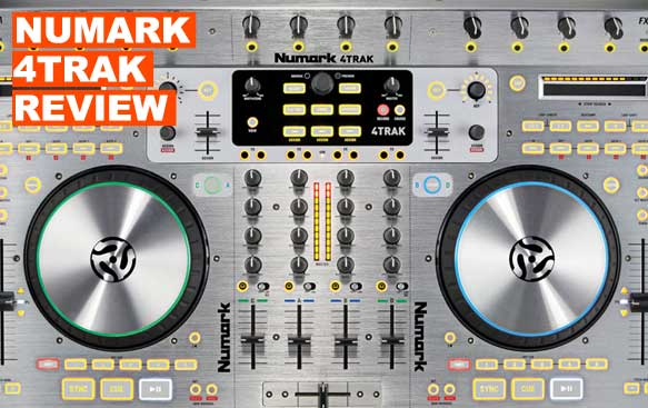 Numark 4Trak Review