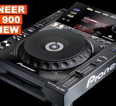 Pioneer CDJ-900 Review