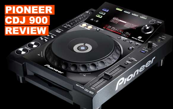 Pioneer CDJ-900 Review