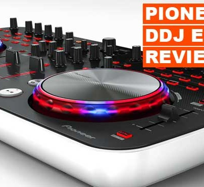 Pioneer DDJ Ergo Review