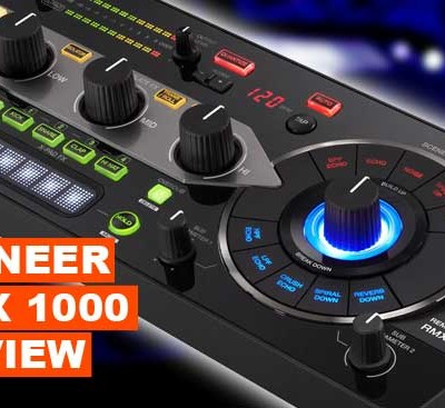Pioneer RMX-1000 Effects Unit Review