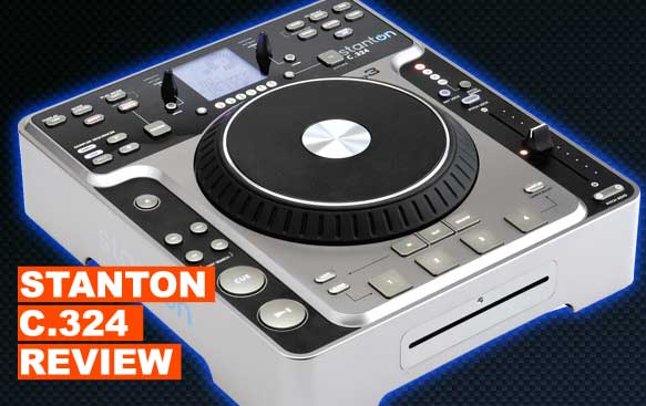Stanton C.324 CD Deck Review