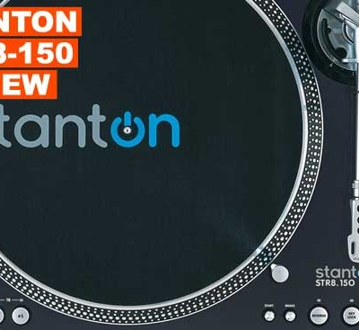 Stanton Str8-150 Turntable Review