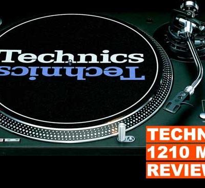 Technics 1210 MK5G Review