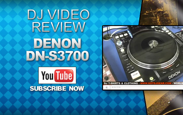 Denon DN-S3700 Video Review
