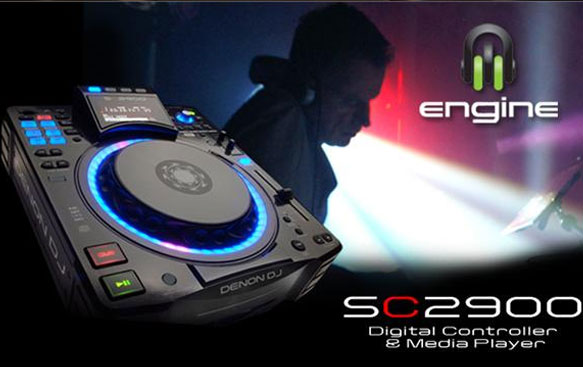 Denon DJ SC2900 finally announced and shown.