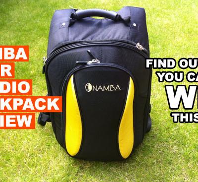Big Namba Gear Studio Backpack Review