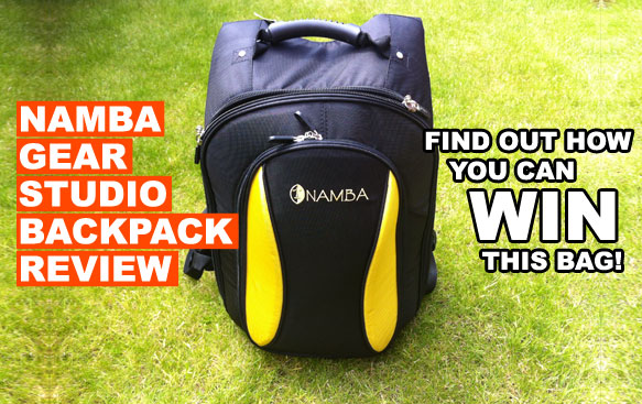 Big Namba Gear Studio Backpack Review
