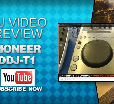 Pioneer DDJ-T1 Traktor Controller Review