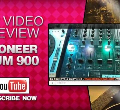 Pioneer DJM 900 Mixer Nexus Video Review