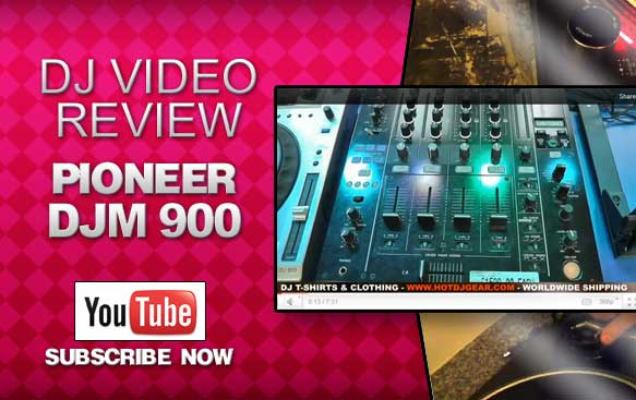 Pioneer DJM 900 Mixer Nexus Video Review