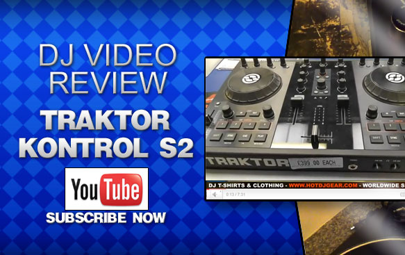 Traktor Kontrol S2 Controller Video Review
