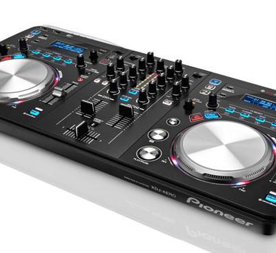 Pioneer XDJ-AERO – WiFi Standalone DJ Controller Announced