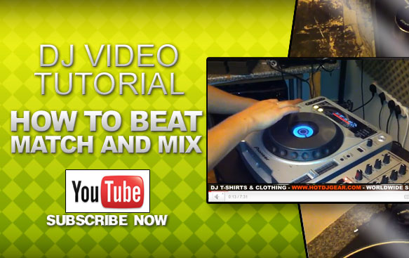 How To Beat Match and Mix on Pioneer CDJs