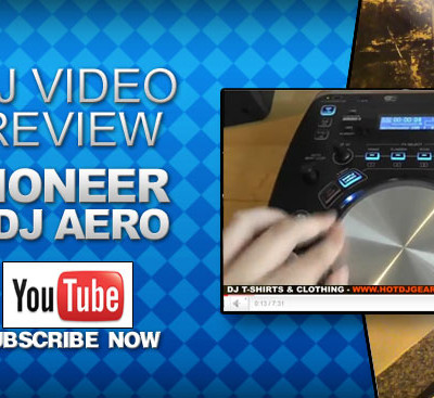 Pioneer XDJ Aero Video Review