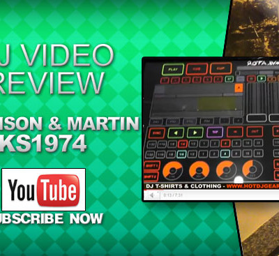 Smithson & Martin KS1974 Touch Screen Controller Review