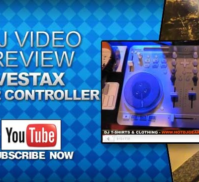 Vestax Spin 2 Controller Review
