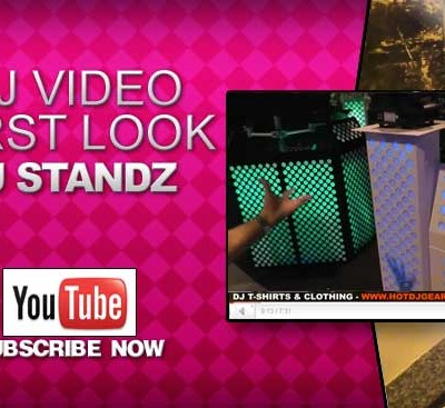 DJ Standz Demo and Feature Quick Look Video